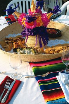 Ideas para decorar tu fiesta mexicana este 15 de septiembre