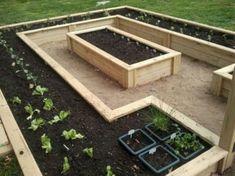 Beautiful diy raised garden beds ideas 09