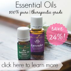 Young Living Banner