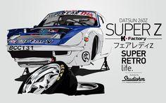 SUPER Z by K-Factory by arttawut kanwana