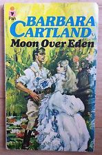Moon Over Eden ~ BARBARA CARTLAND ~ Vintage Romance