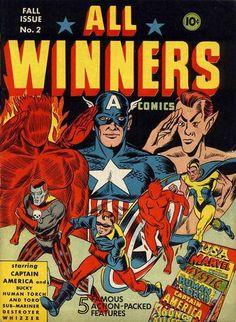 All-Winners Comics #2