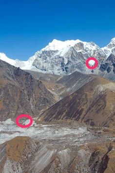 Cho La Pass - Was one of the hardest climbs on route to Everest… But definitely worth the views.