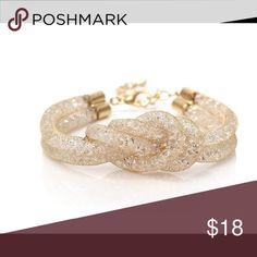 Gold Plated Stunning Stardust Bracelet Gold Plated Stunning Stardust Bracelet Lobster Clasp Strass Fashion Double Layers Jewelry Bracelets
