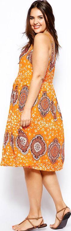 6462756525 Can plus size women wear prints? 5 Tips Plus Size Fashion Tips, Plus Size