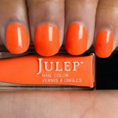Julep - Mariska- Juicy tangerine shimmer