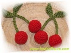 gehäkeltes Obst