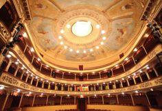 #Teatro Storchii, #Modena, #Italy