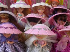 cupcakes dolls | Flickr - Photo Sharing!
