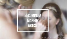 Becoming a Makeup Artist?    It is no secret that I am a huge makeup fan I write and make videos about makeup every week I spend pretty much all of my disposable income on makeup and I love talking about it with others. So it may come as no surprise to know that I cannot think of anything better than taking my hobby to the next level and becoming a professional makeup artist. In an ideal world I would achieve this by enrolling myself full time into a prestigious beauty school buy my dream…