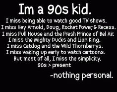 I loved all of those except the fresh prince of Bel Air & Mighty Ducks. Love The 90s, Back In The 90s, The Wild Thornberrys, Nicky Larson, Prince Of Bel Air, Fresh Prince, 90s Nostalgia, 90s Kids, Kids Tv