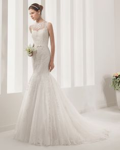 8B150 PAUSA | Wedding Dresses | 2015 Collection | Alma Novia