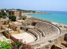 Roman Theater, Tarragona, Spain (Spain) - Travellerspoint Travel Photography