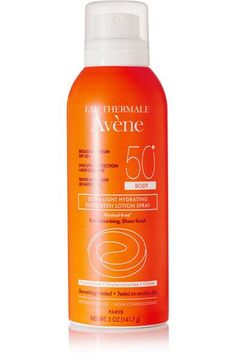 AVENE SPF50+ Ultra-Light Hydrating Sunscreen Lotion Spray