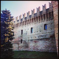 Castello della Rancia - Tolentino, Marche, Italy