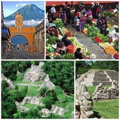 Guatemala y Honduras (GIR Tikal) 10 días - 9 noches. Mezcla de culturas. Costumbres guatemaltecas en el inicio del circuito y toda la cultura maya.  Dia 01.- ESPAÑA - GUATEMALA CITY  Dia 02.- GUATEMALA CITY - CHICHICASTENANGO - ATITLAN  Dia 03.- ATITLAN - ANTIGUA  Dia 04.- ANTIGUA - GUATEMALA CITY  Dia 05.- GUATEMALA CITY - COPAN  Dia 06.- COPAN - LIVINGSTON  Dia 07.- LIVINGSTON - FLORES  Dia 08.- FLORES - GUATEMALA  Dia 09.- GUATEMALA CITY - ESPAÑA  Dia 10.- ESPAÑA