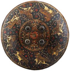Indian dhal (shield).  http://www.caravanacollection.com/