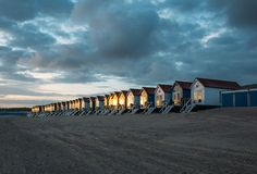 Vlissingen #Vlissingen #Walcheren #Zeeland #Netherlands #The Netherlands #Europe #beach #sunset #houses #beach house #beach houses #port city