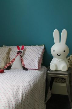 #kinderlampen #Nijntje Lamp | Miffy lamp from Amsterdam