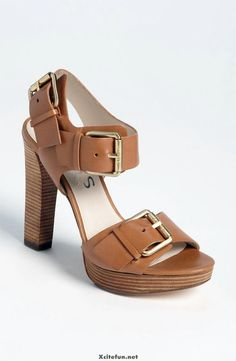 e5d5fdb6c78 Shop Women s Kors by Michael Kors Heels on Lyst. Track over 388 Kors by  Michael Kors Heels for stock and sale updates.