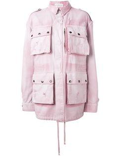 FAITH CONNEXION Oversized Military Jacket. #faithconnexion #cloth #jacket