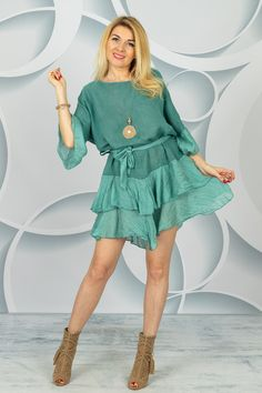 Spring Collection, Dresses With Sleeves, Long Sleeve, Fashion, Tunic, Moda, Sleeve Dresses, Long Dress Patterns, Fashion Styles