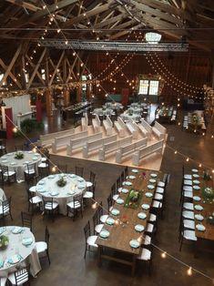 Barn Wedding Venue Decorations 9