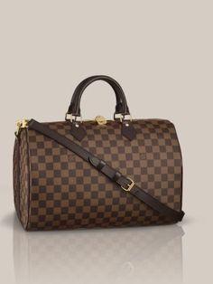 Louis Vuitton Speedy 30 Bandouliere ^_^