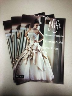 Nifi Bridal's fashion magazine!