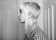 skingirlvictoria:  She was my, skinhead girl
