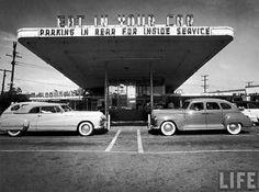 Vintage Drive-In Restaurant