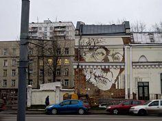 25 enormes murales alrededor del mundo   Arte Callejero