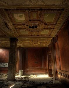 One of Matthew Christopher's amazing photos. abandonedamerica.us