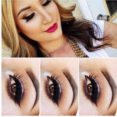 Image result for makeup ideas for prom