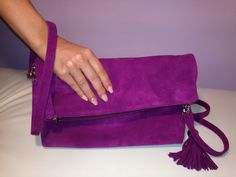 Kabelka velur fuchsia rozměr MIDI + MAxI Bags, Fashion, Handbags, Moda, Fashion Styles, Fashion Illustrations, Bag, Totes, Hand Bags