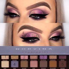 63 Ideen für ein Make-up-Tutorial für Beverly Hills - Makeup Tutorial Foundation Makeup Goals, Makeup Inspo, Makeup Inspiration, Makeup Ideas, Easy Makeup, Makeup Kit, Makeup Tutorials, Eye Makeup Designs, Makeup Hacks
