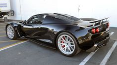 First Venom GT Spyder -  based on a Lotus Exige, produces 1,244bhp from its 7.0-litre Hennessey-built twin-turbo V8.