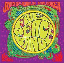 Resultado de imagen de john mclaughlin five peace band