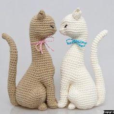 Cat Princess Amigurumi Pattern - Patterns for Sale Links - Crochetville