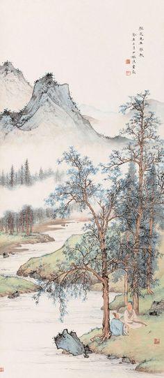 """Yao Wen monastery bell on the river, Bozhou micro-diameter of subsoiling. Castle ..."