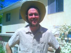 Mr. Permaculture, natural philosopher, Patrick Padden. Glad he's at Sunrise Ranch.
