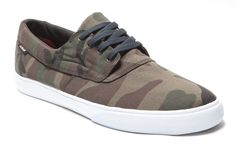 #Lakai camby camo canvas  #men's #skateboard shoe trainers,  View more on the LINK: 	http://www.zeppy.io/product/gb/2/141809595359/