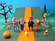 famousplaymo Wizard of Oz custom playmobil