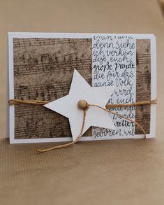 Weihnachtskarten basteln – New Ideas cards, making Christmas cards, making Christmas cards Christmas Card Crafts, Christmas Cards To Make, Xmas Cards, Handmade Christmas, Christmas Crafts, Diy Crafts To Sell, Handmade Crafts, Gifts For Family, Gifts For Kids