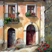 Renato Guttuso, Fosse Ardeatine, 1950, Collezione Luciano ...