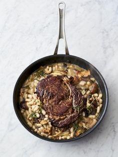 Epic rib-eye steak