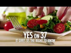 If you care about your family's health and wellbeing, watch this 2 minute video. Please do not fall for Monsanto's lies.  Yes on 37 - We Have The Right To Know