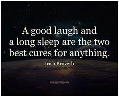 Laughter for longevity