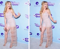 Peyton List // 'The Swap' Premier