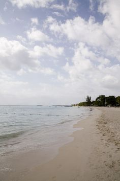 Jamaica's best beaches: The 7 Mile Beach in Negril is known for its soft sand and eclectic local characters.